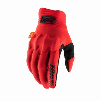 COGNITO D30 Gloves Red/Black