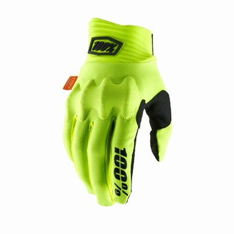 COGNITO D30 Gloves Fluo Yellow/Black