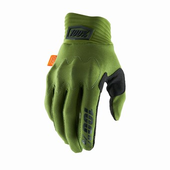 COGNITO D30 Gloves Army Green/Black