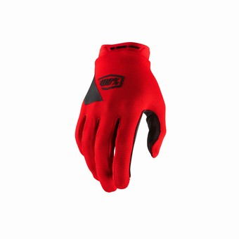 RIDECAMP Gloves Red