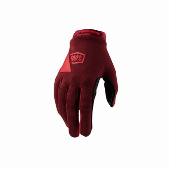 RIDECAMP Women's Gloves Brick