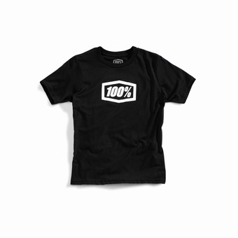 ESSENTIAL Youth T-shirt Black