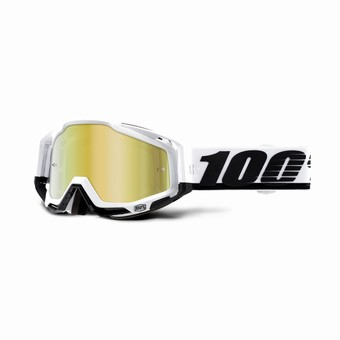 RACECRAFT Goggle Stuu - Mirror Gold Lens