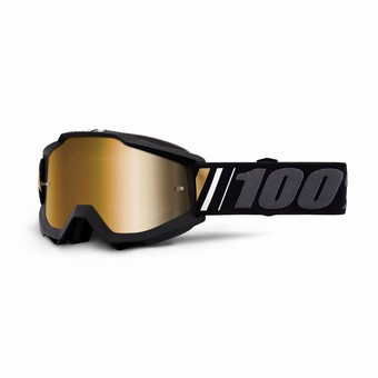 ACCURI Goggle Off - Mirror True Gold Lens