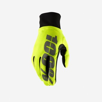 HYDROMATIC Waterproof Gloves Neon Yellow