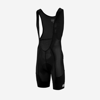 MTB Air Layer Bib Shorts Uranium Black