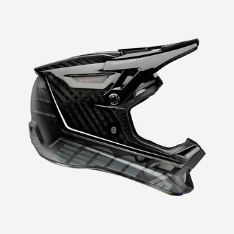 AIRCRAFT CARBON MIPS Helmet - Raw 2