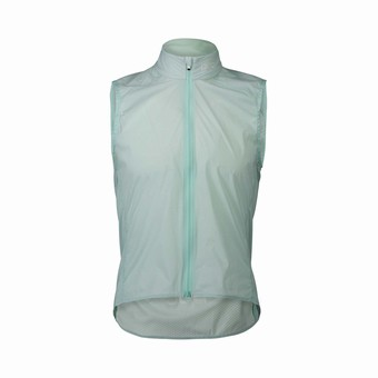Pure-Lite Splash Gilet Apophyllite Green