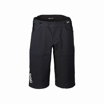 Essential MTB WO Shorts Uranium Black