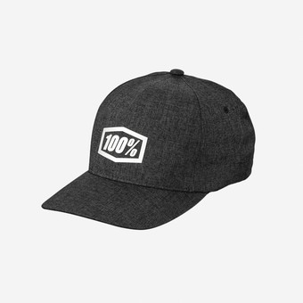 GENERATION X-Fit FlexFit®Hat Charcoal Heather