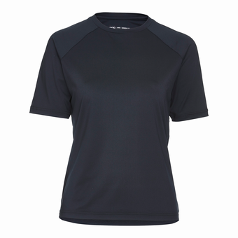 W's Reform Enduro Light Tee Uranium Black