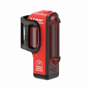 1-LED-22R-V311-STRIP DRIVE PRO REAR  RED