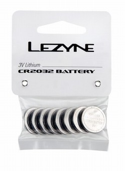 1-LED-BAT-2032-V1-CR 2032 BATTERY - 8 - PACK SILVER