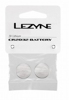 1-LED-BAT-2032-V2-CR 2032 BATTERY - 2 - PACK SILVER