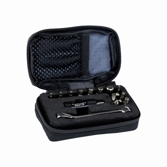 1-MT-RTDR-V106-RATCHET KIT BLACK/NICKEL