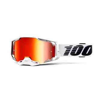 50710-355-02-ARMEGA Goggle Lightsaber - Red Mirror Lens