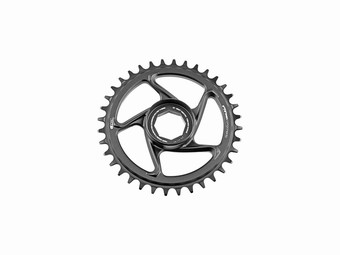 CR4USA-101-e*thirteen | e*spec Steel Direct Mount Chainring | 36T | Bosch CX Gen4 | Black