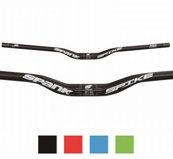 E03SN3525024SPK-SPOON 35 Bar, 25R, Black Red