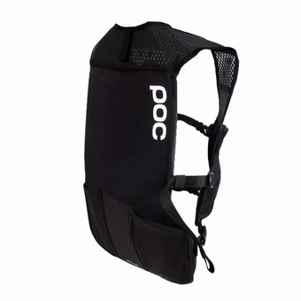 PC206501002ONE1-chránič 20650 Spine VPD Air Backpack Vest Uranium Black One Size (one size)