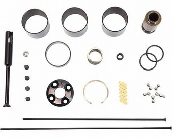 SPS10-102-e*thirteen | TRS+ seatpost refresh kit | fits 30.9 trs+ seatposts | incl. bushings and cam rebuild