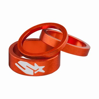 SPANK Spacer Kit 3/6/12mm Orange