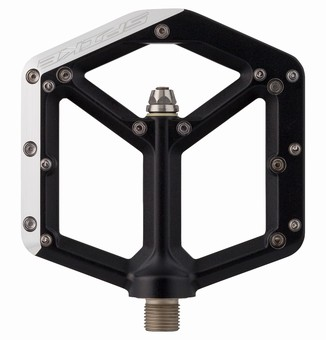 SPIKE Pedals Black